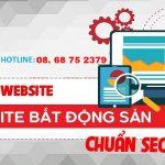 Thiết kế website bất động sản Quy Nhơn chuyên nghiệp