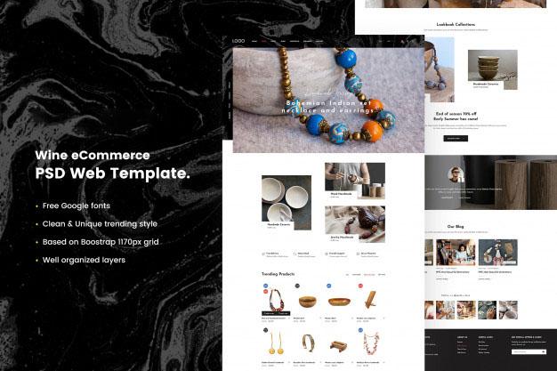 Thiết kế website bán đồ trang sức Quy Nhơn chuẩn SEO