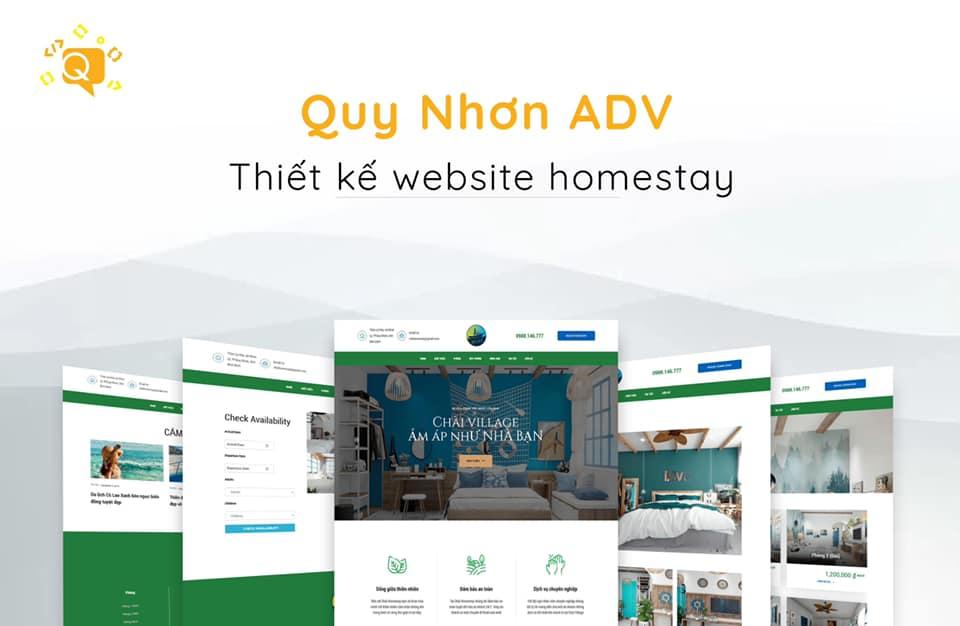 thiết kế website giá rẻ quy nhơn