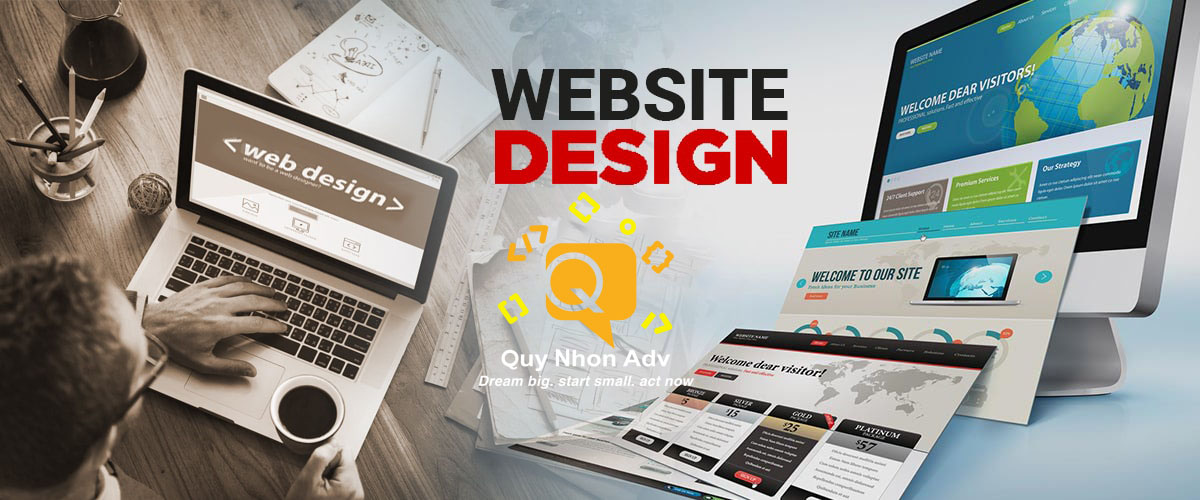 Thiết kế website theo yêu cầu tại Quy Nhơn tính năng độc quyền