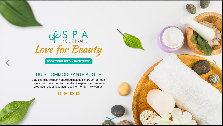 thiết kế website spa tại Quy Nhơn